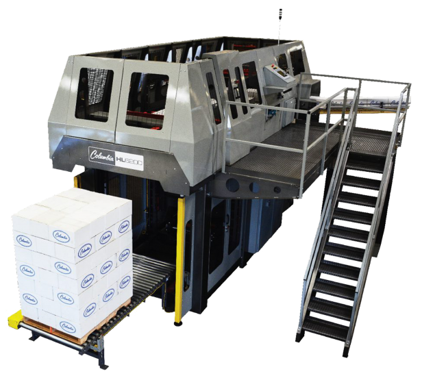 High Level Palletizers
